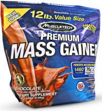 MuscleTech 100 % Premium Mass Gainer 5440 g