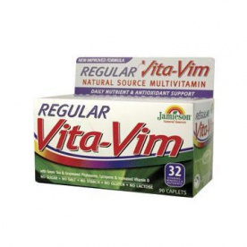 Regular Vita Vim 90 tbl + 35 tbl ZADARMO