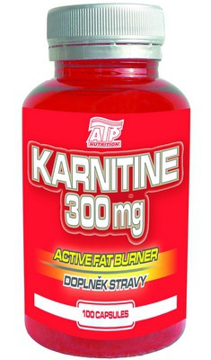 ATP Karnitín 300 mg 100 kapsúl
