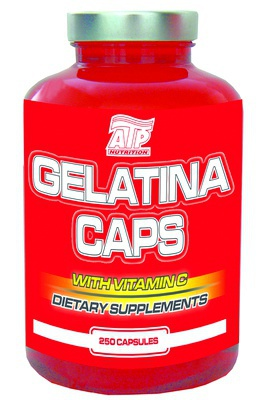 ATP Gelatina 250 kapsúl