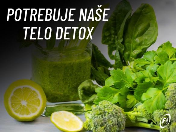 Nejlepší detox pre naše telo? Ako si nezničiť zdravie a metabolismus