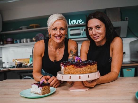 Zdravý fitness cheesecake podľa Ivky z MasterChef