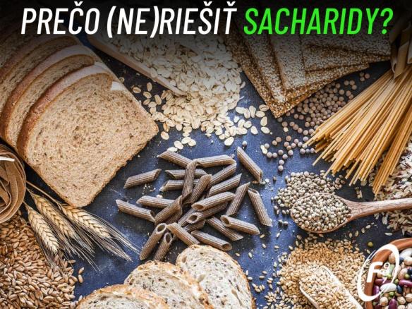 Prečo (ne)riešiť sacharidy. Najlepšie rady na chudnutie. Zostav si jedálniček.