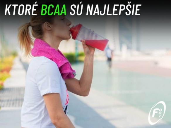 Veľké rozuzlenie BCAA. Ktoré sú najlepšie a ktoré firmy nás ťahajú za nos?